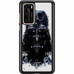 Huawei P40 Hard Case (Svart) Darth Vader