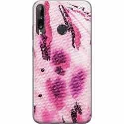 Huawei P40 Lite E Mjukt skal - Dotted Perps