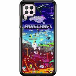 Huawei P40 Lite Hard Case (Svart) MineCraft