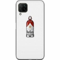 Huawei P40 Lite Mjukt skal - Smoke And Spray