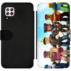 Huawei P40 Lite Wallet Slim Case Roblox