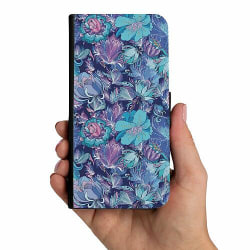 Samsung Galaxy A40 Mobilskalsväska Blommor