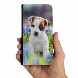 Samsung Galaxy Xcover 3 Mobilskalsväska Hello Doggo