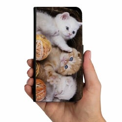 Apple iPhone SE (2020) Mobilskalsväska Katter