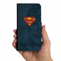 Samsung Galaxy A20s Mobilskalsväska Superman