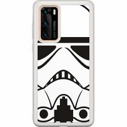 Huawei P40 Soft Case (Frostad) Star Wars