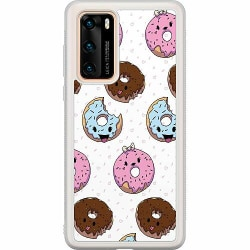Huawei P40 Soft Case (Frostad) UNICORN