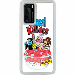 Huawei P40 Soft Case (Frostad) Cereal Killers 2