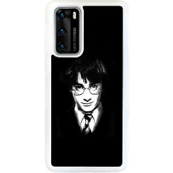 Huawei P40 Soft Case (Vit) Harry Potter