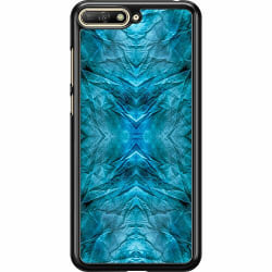 Huawei Y6 (2018) Hard Case (Svart) Do You See