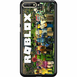 Huawei Y6 (2018) Hard Case (Svart) Roblox