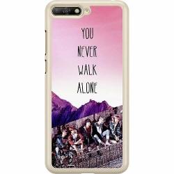Huawei Y6 (2018) Hard Case (Transparent) K-POP BTS