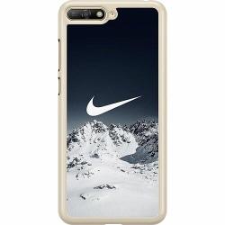 Huawei Y6 (2018) Hard Case (Transparent) Nike