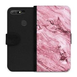 Huawei Y6 (2018) Wallet Case Rosa