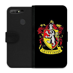 Huawei Y6 (2018) Wallet Case Harry Potter - Gryffindor