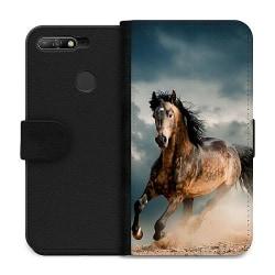Huawei Y6 (2018) Wallet Case Häst