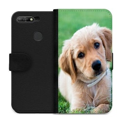 Huawei Y6 (2018) Wallet Case Hund