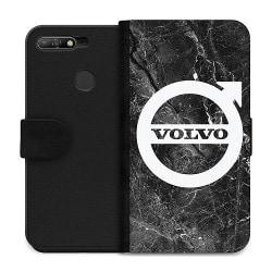 Huawei Y6 (2018) Wallet Case Volvo