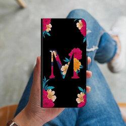 Samsung Galaxy Xcover 3 Plånboksskal Bokstaven - M