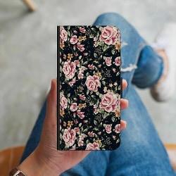 Apple iPhone 12 Plånboksskal Flowers