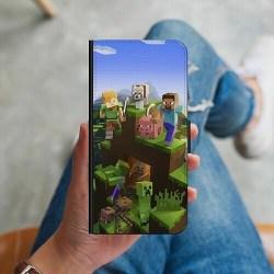 Apple iPhone 6 / 6S Plånboksskal MineCraft