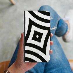 Apple iPhone 12 Plånboksskal Optical