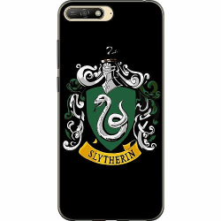 Huawei Y6 (2018) Thin Case Harry Potter - Slytherin