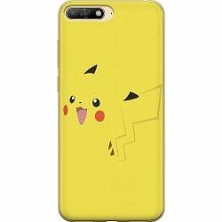 Huawei Y6 (2018) Thin Case Pokémon: Pikachu
