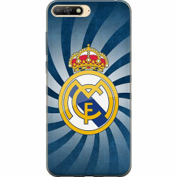 Huawei Y6 (2018) Thin Case Real Madrid