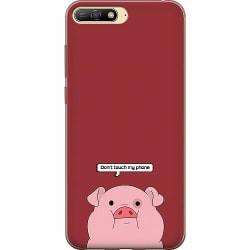 Huawei Y6 (2018) Thin Case Touch My Phone