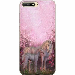 Huawei Y6 (2018) Thin Case Unicorn