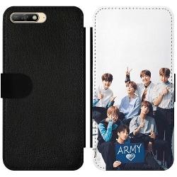 Huawei Y6 (2018) Wallet Slim Case BTS