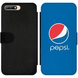 Huawei Y6 (2018) Wallet Slim Case Drink