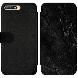 Huawei Y6 (2018) Wallet Slim Case Obsidian Orb
