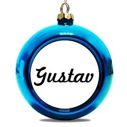 Julgranskula Blå Gustav