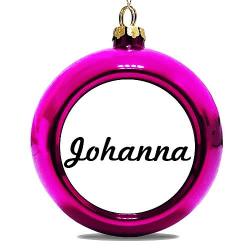 Julgranskula Rosa Johanna
