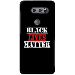 LG V30S ThinQ Mobilskal Black Lives Matter