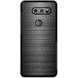 LG V30S ThinQ Mobilskal Brushed Metal