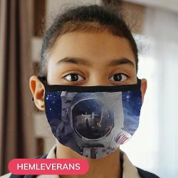 Munskydd, Tvättbar Skyddsmask för Barn - We Made It