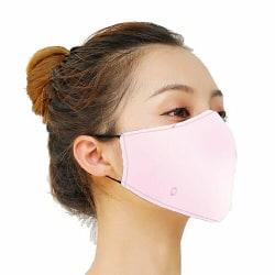 Munskydd, Tvättbar Skyddsmask med Filter - Shy Bloom