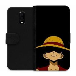 OnePlus 6T Wallet Case Anime