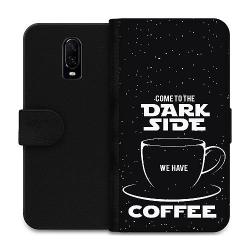 OnePlus 6T Wallet Case Dark Side