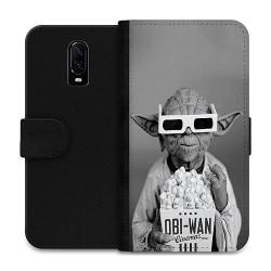 OnePlus 6T Wallet Case Yoda