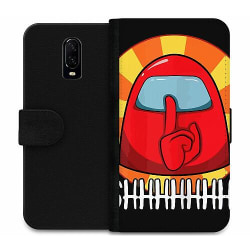 OnePlus 6T Wallet Case Among Us
