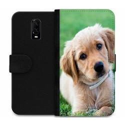 OnePlus 6T Wallet Case Hund
