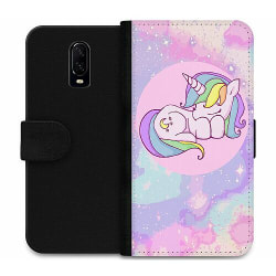OnePlus 6T Wallet Case UNICORN