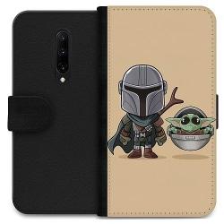 OnePlus 7 Pro Wallet Case Baby Yoda