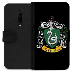 OnePlus 7 Pro Wallet Case Harry Potter - Slytherin