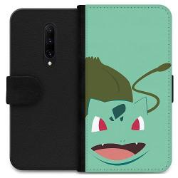 OnePlus 7 Pro Wallet Case Pokémon - Bulbasaur