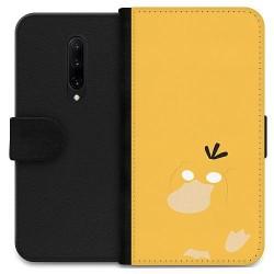 OnePlus 7 Pro Wallet Case Pokémon - Psyduck